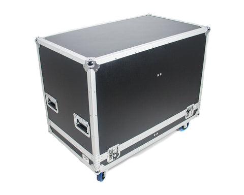OSP ATA-SLAI-315 ATA Flightcase for 2 Presonus StudioLive 315AI Speakers