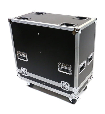 OSP ATA-SRM450 Case for 2 Mackie SRM450 Powered Speakers
