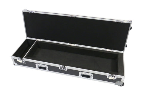 OSP ATA-SW73-WC Case with Recessed Casters for Nord Stage2 and Electro4 SW73, and Stage EX Compact