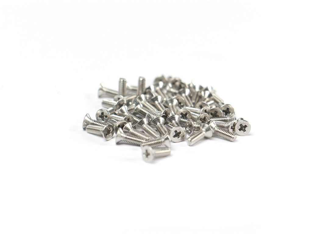 Elite Core CSO-50 Pack of 50 screws for attaching D-Series connectors to threaded panels -
