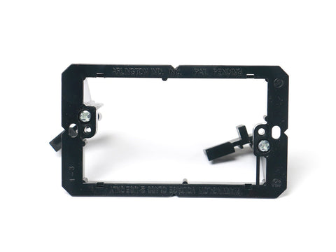 Elite Core D-1-UMB-EC Single Gang Low Voltage Universal Mounting Bracket for Existing Construction