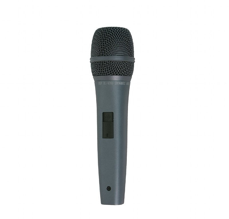 OSP DL-930 Handheld Dynamic Vocal Microphone