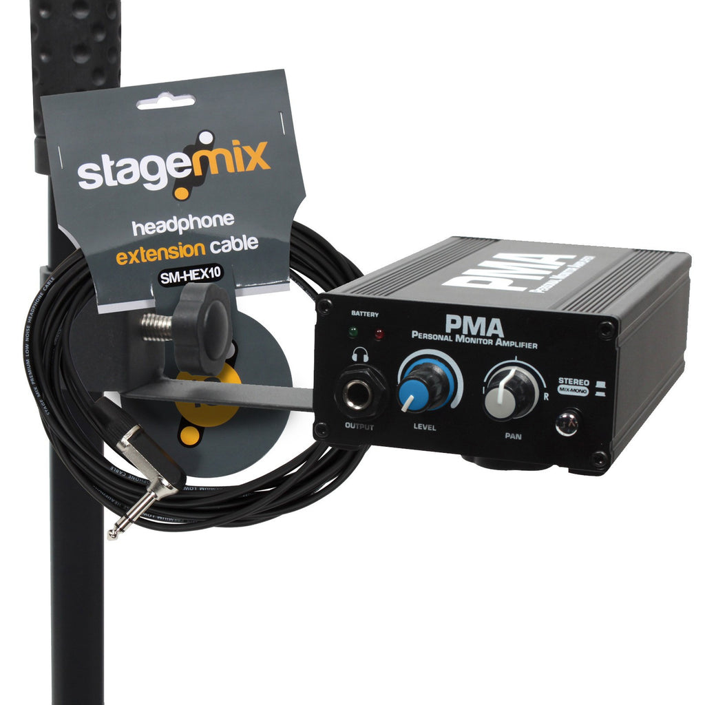 Elite Core EC-PMA-SP-10 Station Pack w/10ft Cable