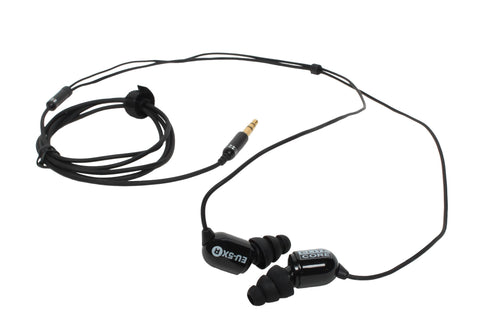 Elite Core EU-5X Sound Isolating In-Ear Earphones Extended Use