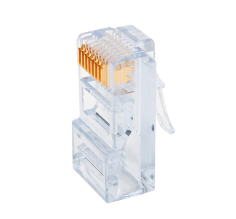 EZ-RJ45 Modular Cat5E Connector