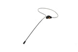 HS-09 EarSet Headworn Microphone BLACK - MIC ONLY