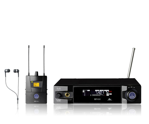 AKG IVM4500 Wireless In-Ear Personal Monitor System