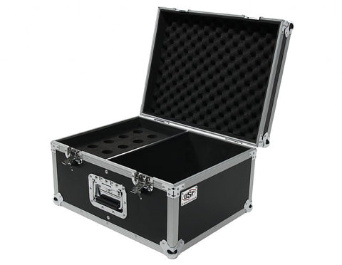 OSP MIC-CASE15 ATA 15 Microphone Transport Case