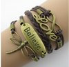 Dragonfly Multilayer Bracelet