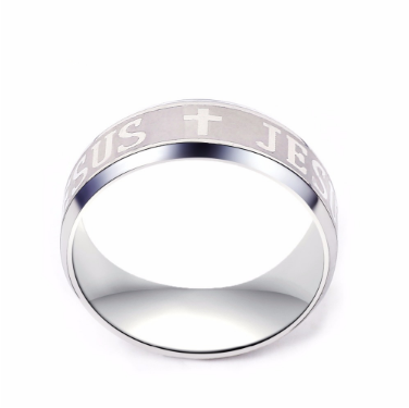 Jesus Cross Ring FREE + JUST PAY SHIPPING