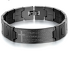 Lord's Prayer Stainless Steel Bracelet