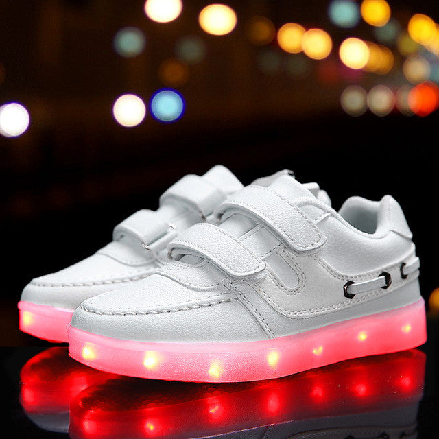 Glowing Shoes For Boys and Girls