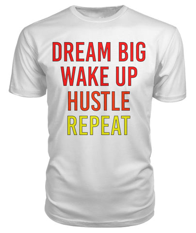 Dream Big (White) T-Shirt