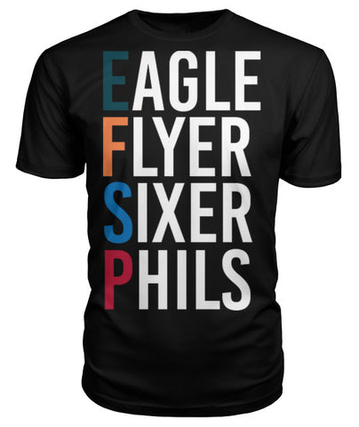 Colors of Philly T-Shirt