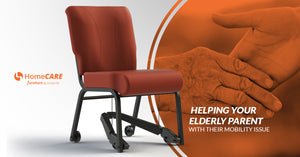 Helping Your Elderly Parent With Their Mobility Issue