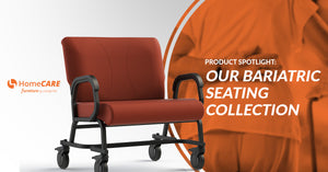 Product Spotlight: Our Bariatric Seating Collection