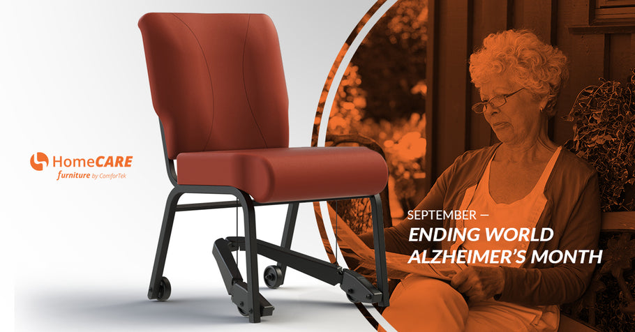 September — Ending World Alzheimer's Month