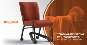Standing And Sitting With Parkinson's: A Resource For Caregivers