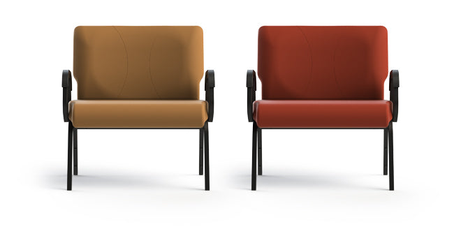 Adobe 30 - Armed Bariatric Chair / Wide Chair