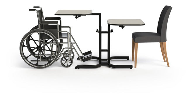 Wheelchair Accessible 2 Seater Table