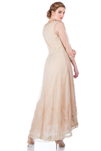 Nataya 40163 Downton Abbey Tea Party Gown in Vintage