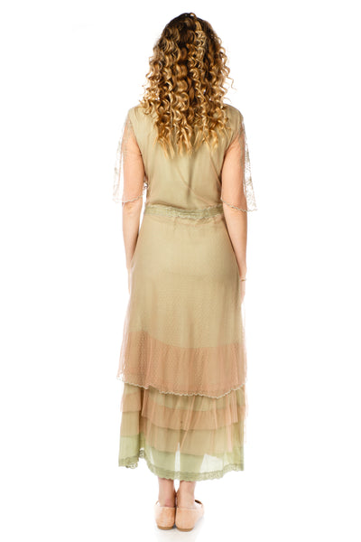 Nataya 40827 Golden Hour Dress in Sage