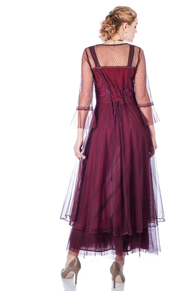 Nataya Vivian CL-075 Ruby Gown
