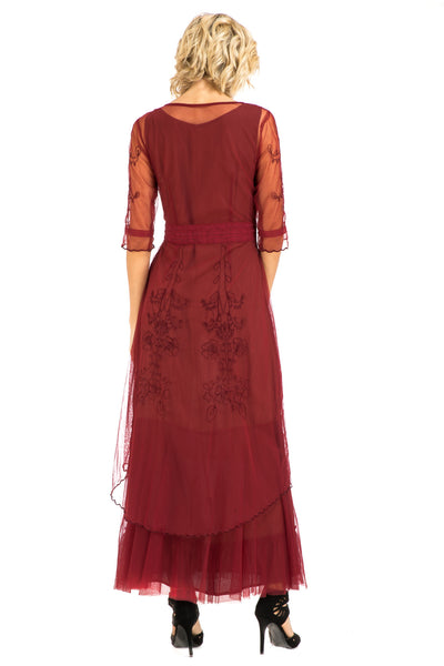 Nataya Victoria CL-201 Berry Gown