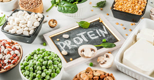 Plant-based protein powerhouse foods