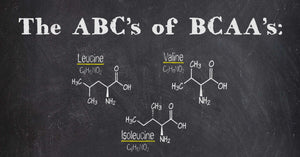 The ABC's of BCAA's - Critical Building Blocks for Success