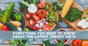 Diet Trends-Paleo,Keto,Plant-Based