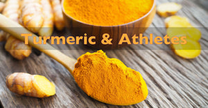 Turmeric and athletic performance