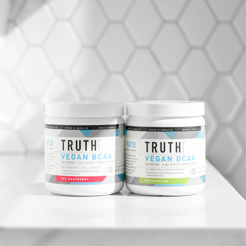 Truth Nutrition All Natural Vegan BCAAs