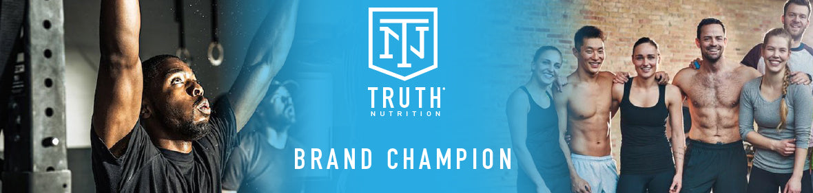 Truth Nutrition Brand Champion Program