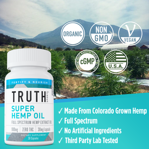 Best Colorado Organic CBD Oil