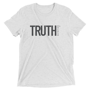 Men's Truth t-shirt - Black Logo