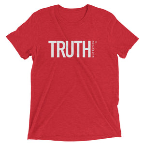 Men's Truth t-shirt - White Logo