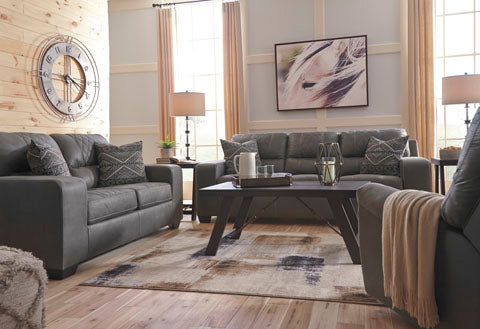 Ashley Narzole couch and love seat