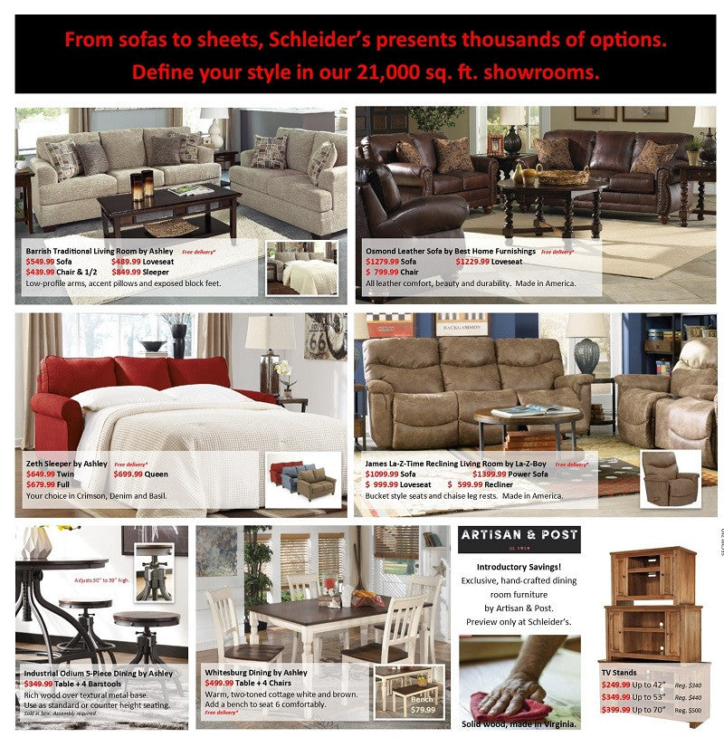 Charmant Shop American Living Room And Dining Room Furniture
