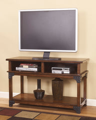 Ashley T352-13 Murphy TV stand and console table