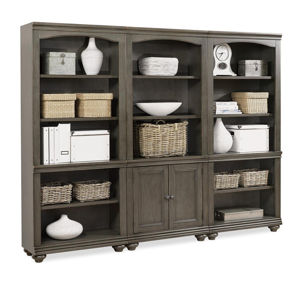 Aspen Home Oxford Bookcase,Aspen Home,Bookcase,schleider-furniture-company