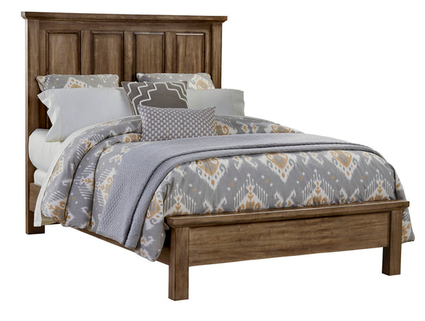 Maple Road Mansion Bed - Queen,Artisan and Post,Beds and Headboards,schleider-furniture-company