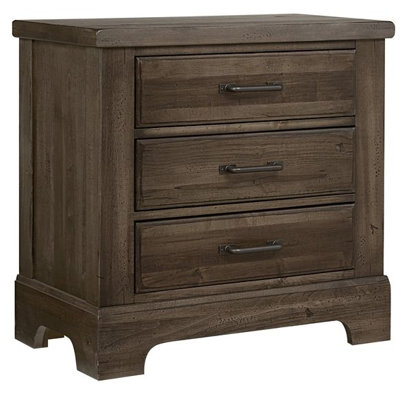 Cool Rustic Nightstand,Artisan and Post,Nightstand,schleider-furniture-company