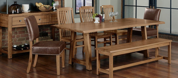 Artisan and Post Simply Dining Collection,Ashley Furniture,Dining Room Sets,schleider-furniture-company
