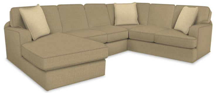 England Furniture Malibu 4-Piece Sectional