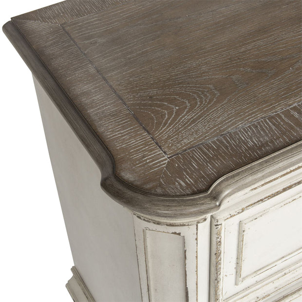 Magnolia Manor Nightstand,Liberty Furniture,Nightstand,schleider-furniture-company