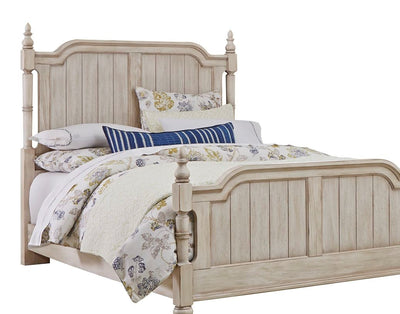 Arrendale Poster Bed,Vaughan-Bassett,Beds and Headboards,schleider-furniture-company