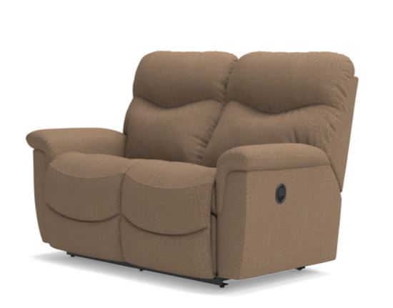 La-Z-Boy,James Reclining Full Reclining Loveseat,Upholstery,schleider-furniture-company