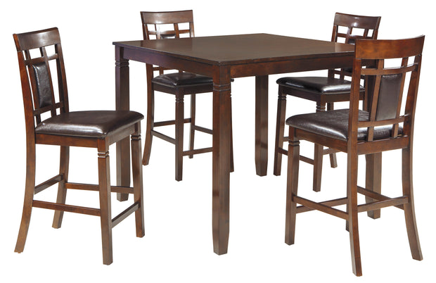 Bennox Counter-Height Table Set,Ashley Furniture,Dining Room Sets,schleider-furniture-company.