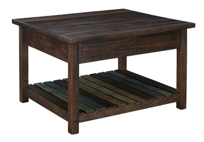 Mestler Cocktail Table, Lift-Top
